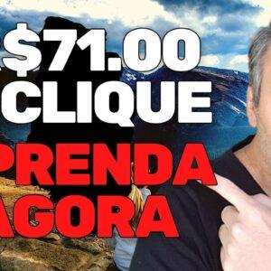 Como Ganhar R$71 por Clique no Brasil | Ganhar Dinheiro Online | Vendedor Global
