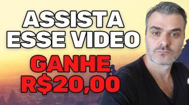 GANHE R$20 HOJE | NOVO APP PARA GANHAR DINHEIRO ONLINE | VENDEDOR GLOBAL