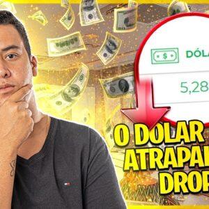 O Dólar Alto atrapalha o Dropshipping? - Douglas Souza