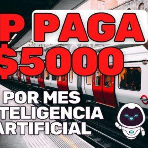 APP PAGA R$5000 POR MES NO YOUTUBE COM INTELIGENCIA ARTIFICIAL | CANAL DARK