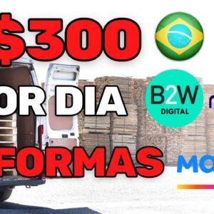 GANHE R$300 POR DIA TRABALHANDO PARA MAGAZINE LUIZA | MERCADO LIVRE | CASAS BAHIA