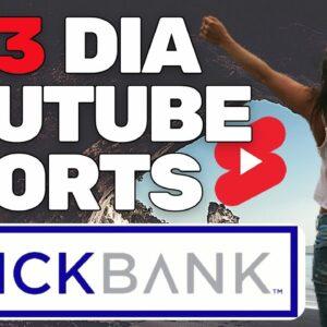 COMO GANHAR DINHEIRO COM O YOUTUBE SHORTS SEM FAZER VIDEOS EM 2021