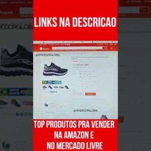 COMPRE POR R$30 E REVENDA POR R$200 NA AMAZON #shorts