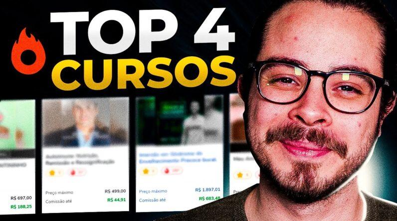 Top 4 Melhores Cursos de Marketing Digital (p/ Afiliados Iniciantes e Avançados)