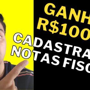Ganhe R$1000 cadastrando Notas Fiscais | Octa Crmall | Que Incrível!
