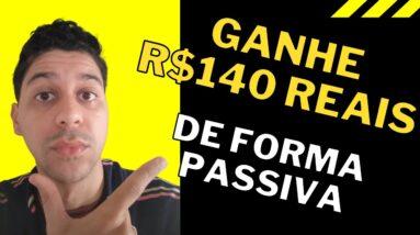 Ganhe R$140 reais de forma passiva | GetPaidTo | Que Incrível!