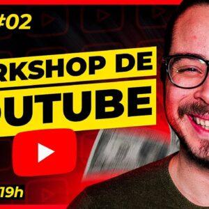 Como Ganhar Inscritos: O Verdadeiro SEO Para YouTube - Aula 2 (06/07 às 19h)