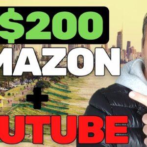 AMAZON AFILIADOS COPIE E COLE NO YOUTUBE SHORTS | METODO GRATIS R$200 POR DIA