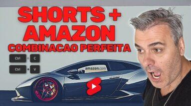 Como Ganhar Dinheiro com o Youtube Shorts e Amazon Estados Unidos | Vendedor Global
