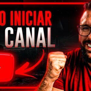 COMO INICIAR UM CANAL NO YOUTUBE EM 2021 (o jeito certo para ganhar muitos inscritos rápidos)