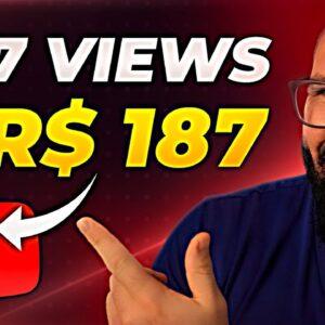 Transforme Visualizações em Dinheiro, o segredo que ninguém te falou sobre visualizações no Youtube
