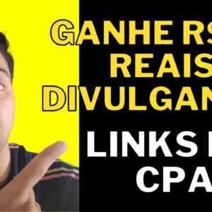 Ganhe R$42 reais divulgando links de CPA | Actionpay | Que Incrível!