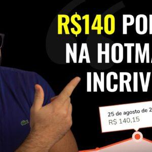R$140 REAIS p/ DIA no HOTMART GARANTIDO PASSO A PASSO 2021