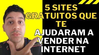 5 sites gratuitos que te ajudaram a vender na internet | Que Incrível!