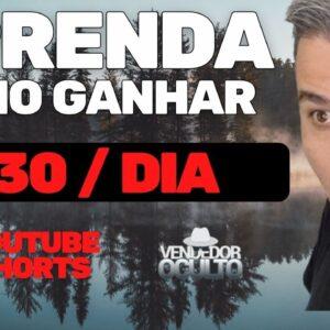 APRENDA A GANHAR $30 POR DIA | MANEIRA TESTADA E APROVADA | VENDEDOR OCULTO
