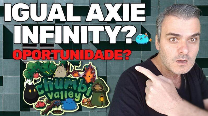 GANHE DINHEIRO COM O GAME CHUMBI VALLEY NFT | PRE LANCAMENTO | OPORTUNIDADE UNICA