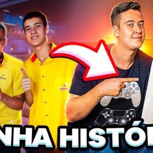 Live #006 - HISTÓRIA DE VIDA COMPLETA DO DOUGLAS SOUZA