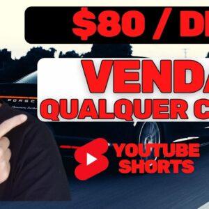 COPIE E COLE VIDEOS E GANHE R$80 DIA NO YOUTUBE SHORTS SHOPEE ALIEXPRESS | VENDEDOR GLOBAL