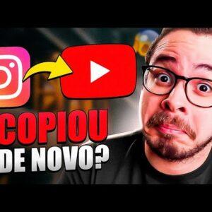 Briga de Gigantes: Instagram faz mudanças para concorrer c/ o YouTube (Fim do IGTV)