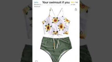 Lindos Maiôs femininos #shorts